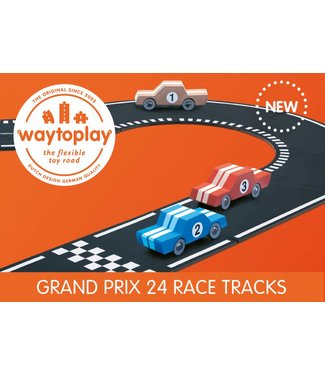 WaytoPlay Autobaan Grand Prix (24-delige set) | WaytoPlay