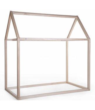Childhome Huis Bedframe Naturel 70x140cm