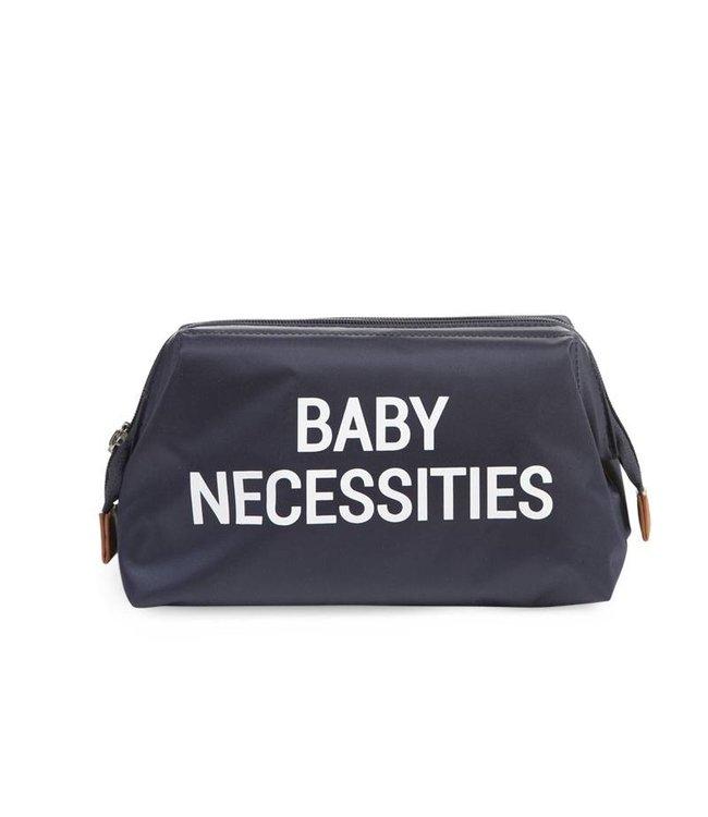 Childhome Toilettas Baby Necessities Navy   Childhome