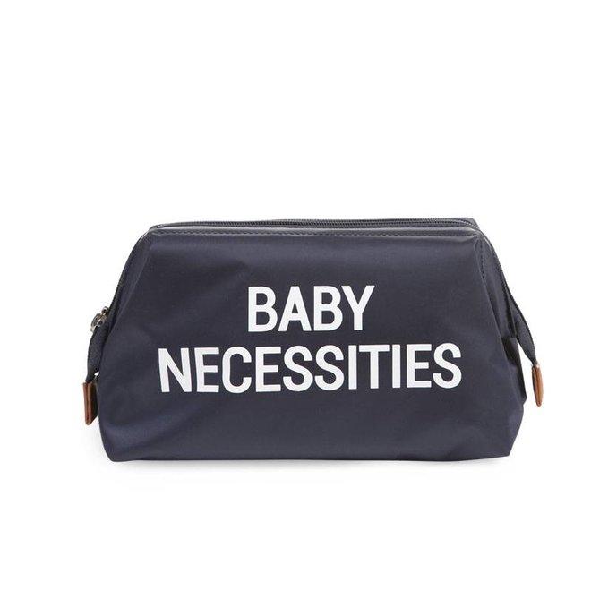 Toilettas Baby Necessities Navy | Childhome
