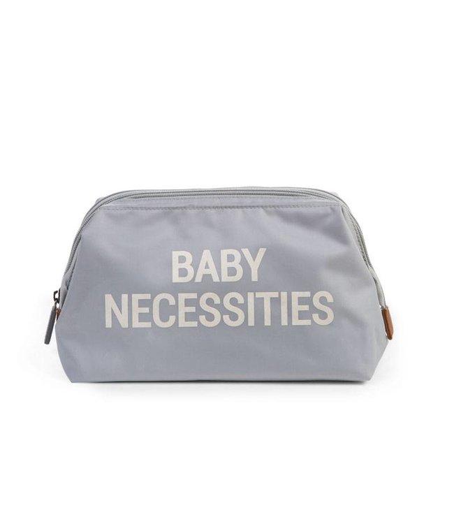 Childhome Toilettas Baby Necessities Grey Off White    Childhome
