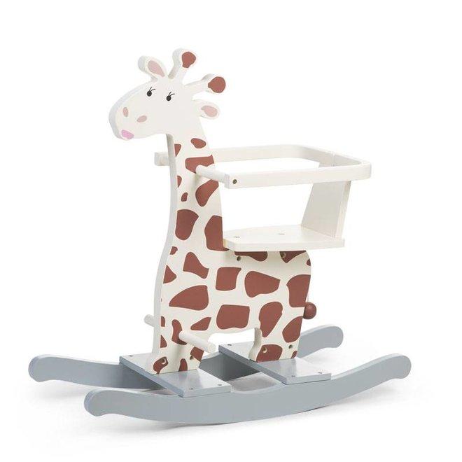 Schommelpaard Giraf