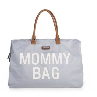 Childhome Mommy Bag Verzorgingstas Grey Off White