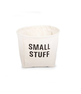 "Childhome Katoenen mand ""Small Stuff"""