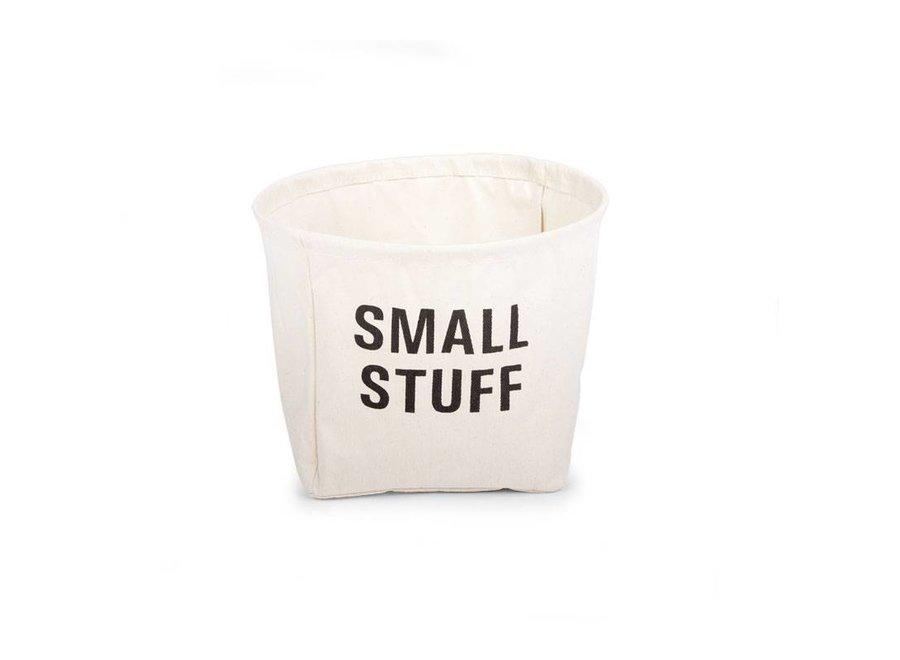 "Katoenen mand ""Small Stuff"""