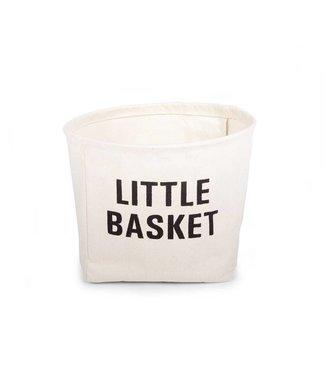 "Childhome Katoenen mand ""Little Basket"""