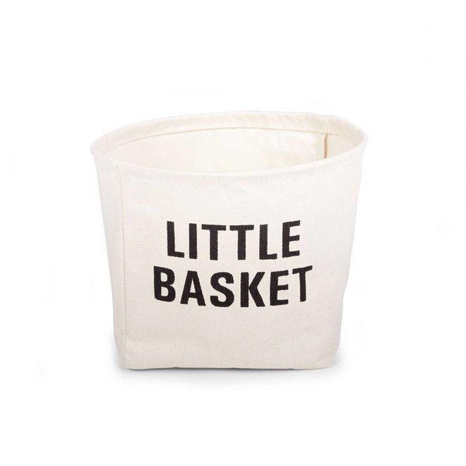 """Katoenen mand """"Little Basket"""""""