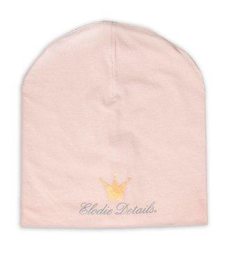 Elodie Zommer Beanie Muts Powder Pink
