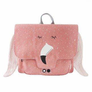 Trixie Baby Kleuterboekentasje Mrs. Flamingo | Trixie Baby