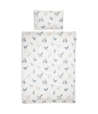 Elodie Details Dekbedset Feathered Friends 100x130cm