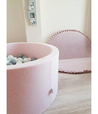 MiiiMi Ballenbad Quitled Pink XL + 200 ballen | MiiiMi