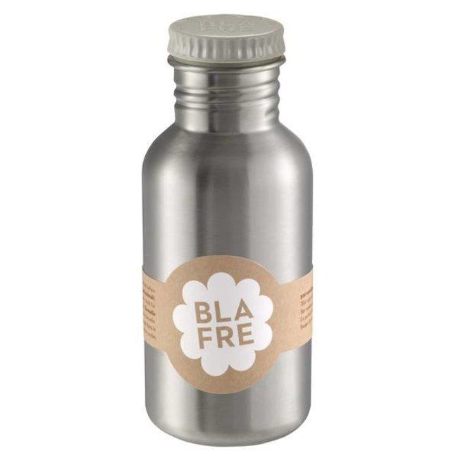 Blafre Stalen Drinkfles 500ml Grijs | Blafre