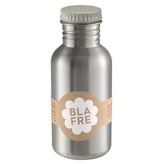 Stalen Drinkfles 500ml Grijs | Blafre