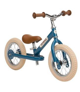 Trybike Trybike Steel loopfiets - Vintage Blue | Trybike