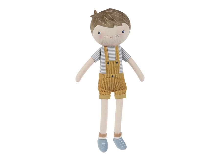 Knuffelpop Jim - 50 cm