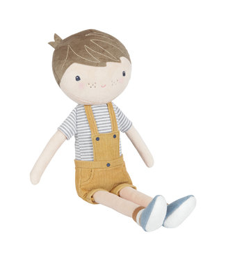 Little Dutch Knuffelpop Jim - 50 cm