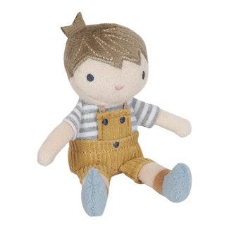 Little Dutch Knuffelpop Jim - 10 cm