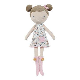 Little Dutch Knuffelpop Rosa - 50 cm