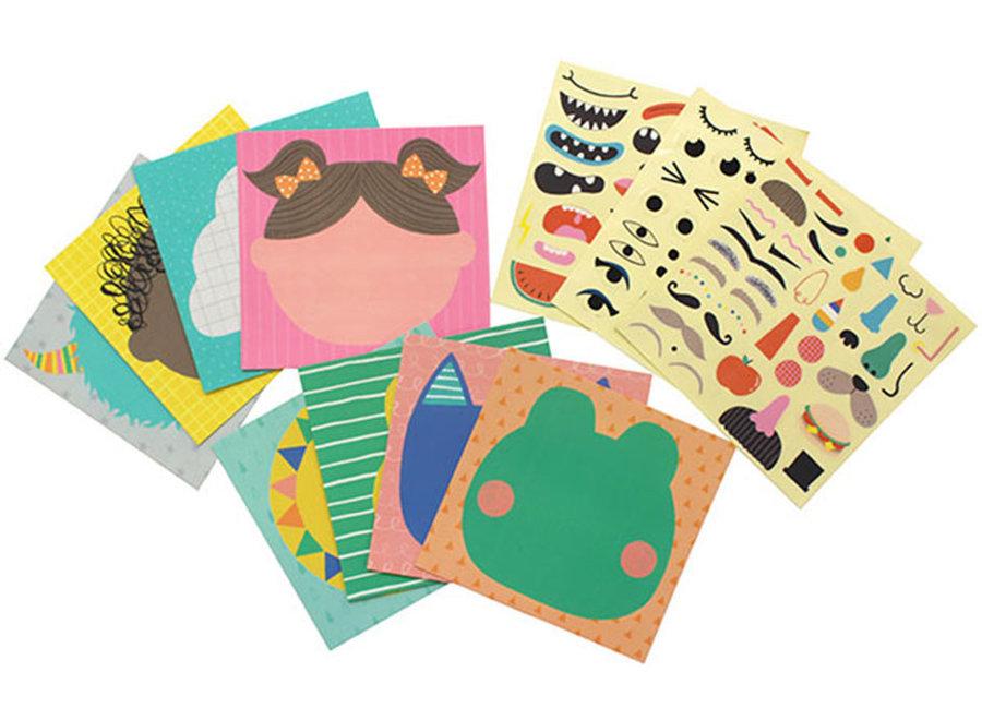 Sticker Pics – Funny faces