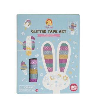 Tiger Tribe Glitter Tape Art – Sparkle  Pop