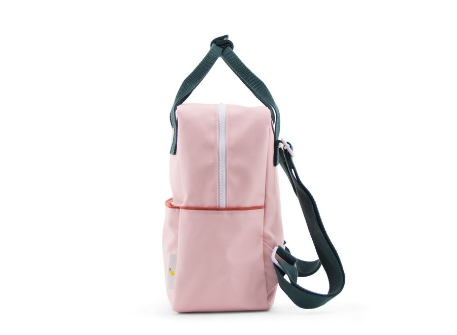 Rugzak Corduroy small – Soft Pink