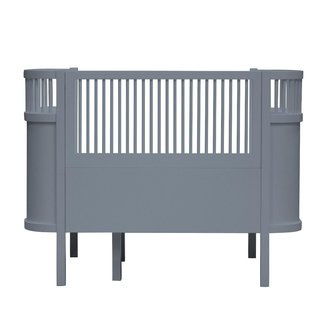 Sebra The Sebra Bed, Baby & Jr. Classic Grey