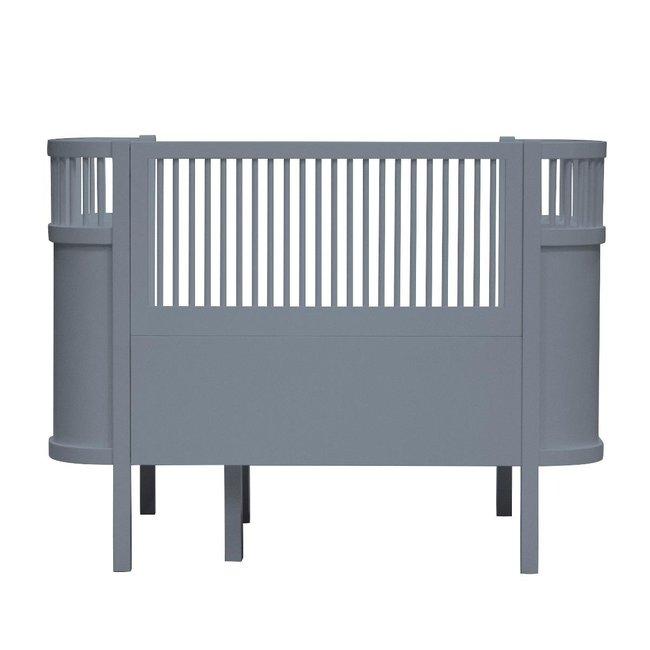 Vanaf Wanneer Kinderbed.The Sebra Bed Baby Jr Classic Grey Kids With Flair