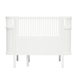 Sebra The Sebra Bed, Baby & Jr. White