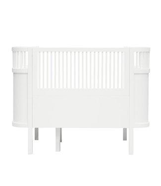 Sebra The Sebra Bed, Baby & Jr. White