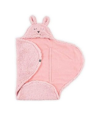 Jollein Wikkeldeken Bunny Pink