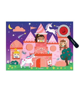 Mudpuppy Secret Picture Puzzel – Unicorn Castle 42st