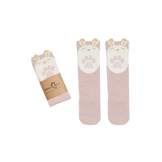 Mama's Feet Kniekousjes met Antislip – Magoo Pink