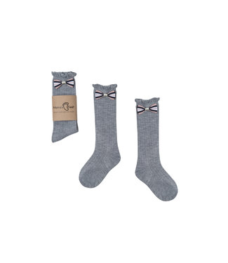 Mama's Feet Kniekousjes – Grey Princess