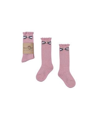 Mama's Feet Kniekousjes – Pink Princess