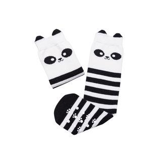 Mama's Feet Kousjes – Panda Wanda the Brave