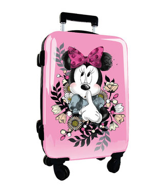 Trolley Minnie Pink Bow