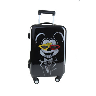 Trolley Mickey – Zwart