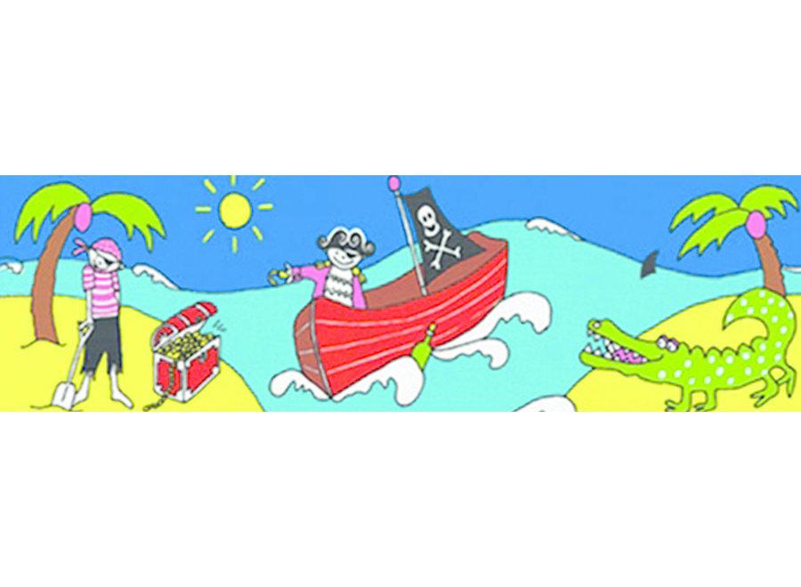 Magische Lantaarn Piraat Clear | Trousselier