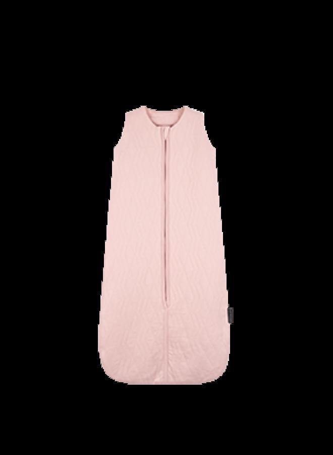 Slaapzak/Trappelzak Zomer Powder Pink – Geometry Jacquard