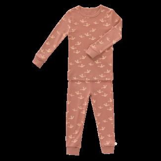 Fresk Pyjama Birds 2-Delig