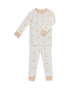 "Fresk 2-Delige Pyjama ""Zwaan"" | Fresk"