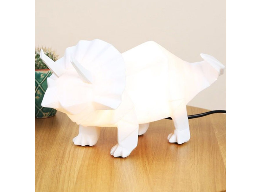 Origami Lamp Dinosaurs Wit