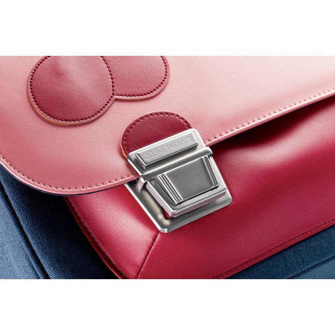 Signature bag Midi Cherry Pink