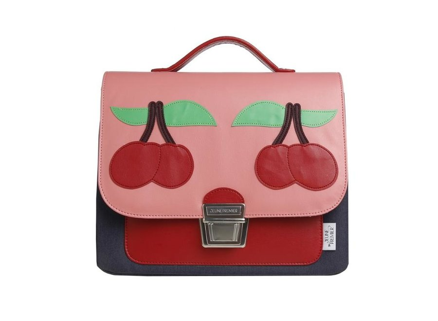 Signature bag Mini Cherry Pink