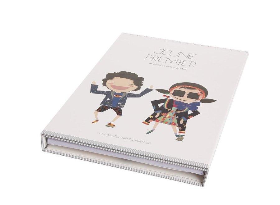 Kleurboek Jack & Penelope