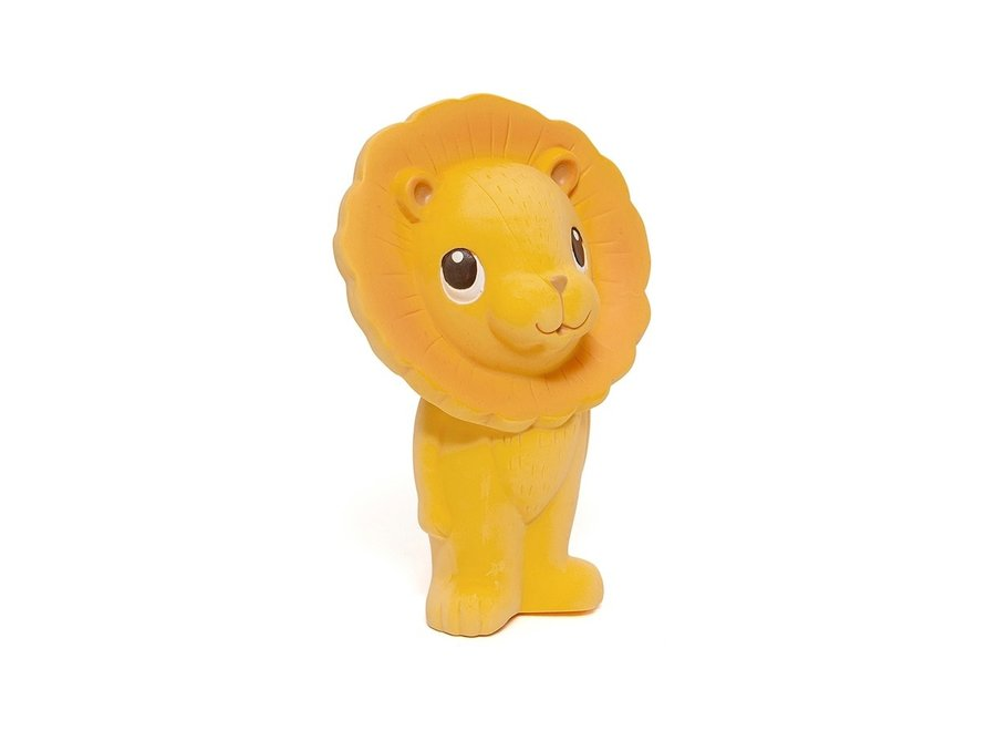 Leo the Lion Toy – 100% natural rubber
