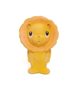 Petit Monkey Leo the Lion Toy – 100% natural rubber