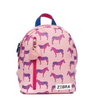 Zebra Trends Rugzak Zebra Pink Small