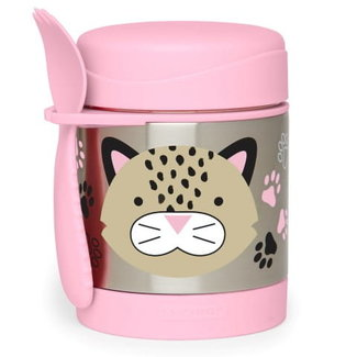 Skip Hop Thermos Lunchbeker / Food Jar – Leopard