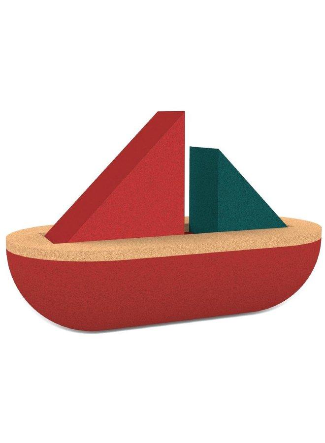 Kurken Zeilboot